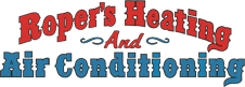 Ropers Heating and Air Conditioning Logo